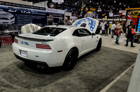 Z/TA Firebird - SEMA 2013 | Forged Photography