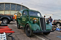 1948 Ford Thames English Panel Truck