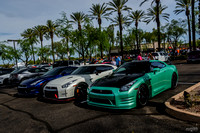 Scottsdale Cars and Coffee - July 2015