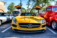 SLS AMG Black Series-May 03, 2014 - 1-2_HDR_1_20140503_075342 - Forged Photography