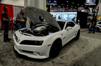 Z/TA Firebird #2 - SEMA 2013 | Forged Photography