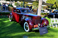1st Annual Concours d'Elegance #33 - Forged Photography