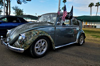 Patriotic VW Bug #2 - Forged Photography