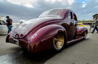 1940 Ford Coupe - Checkered Past #6 - Forged Photography