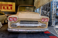 1958 Chevy Apache Pirelli Truck #1 - Forged Photography