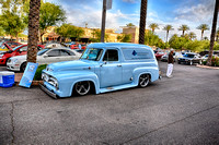 55 Ford F-100 Panel Van-April 05, 2014 - 1_HDR_20140405_072111 - Forged Photography