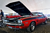 1970 Dodge Challenger TA Coupe