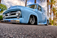 55 Ford F-100 Panel Van-April 05, 2014 - 17_HDR_20140405_072232 - Forged Photography