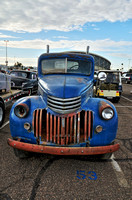 '45 Chevy Truck Grille