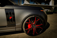 2013 Supercharged Range Rover by One Stop Automotive #3 - Forged Photography