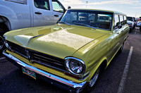 '65 Acadian Station Wagon Front II