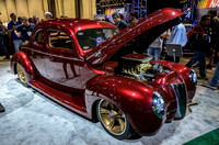 1940 Ford Coupe - Checkered Past #9 - Forged Photography