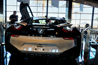 BMW i8 - Penske Racing Museum #5 - Forged Photography