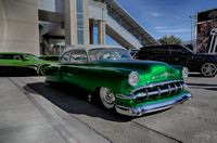 Candy Green '54 Chevy Custom #4 - Forged Photography