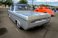 -Quicksilver- 1957 Chevy Pickup #5 - Forged Photography