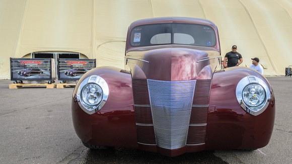 1940 Ford Coupe - Checkered Past #8 - Forged Photography