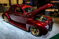 1940 Ford Coupe - Checkered Past #14 - Forged Photography
