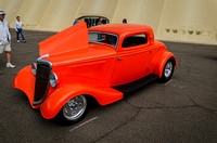 1934 Ford 3 Window Coupe - FastLane Rod Shop Garage
