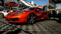 Volcano Orange McLaren MP4-12C #2 - Forged Photography