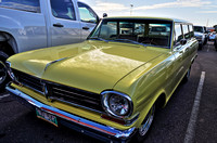 '65 Acadian Station Wagon Front IV