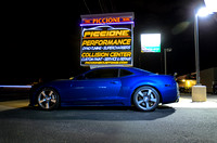 Piccione Performance and AZ ModRod Night #43 - Forged Photography