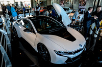 BMW i8 - Penske Racing Museum #3 - Forged Photography