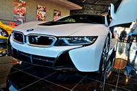 BMW i8 - Penske Racing Museum #8 - Forged Photography