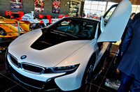 BMW i8 - Penske Racing Museum #9 - Forged Photography