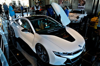 BMW i8 - Penske Racing Museum #15 - Forged Photography