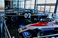 BMW i8 - Penske Racing Museum #12 - Forged Photography