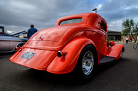 1934 Ford 3 Window Coupe - FastLane Rod Shop Garage #6 - Forged Photography