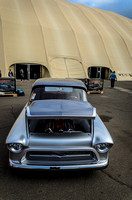 -Quicksilver- 1957 Chevy Pickup #4 - Forged Photography